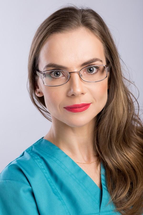 Dr. Irina Margaritescu