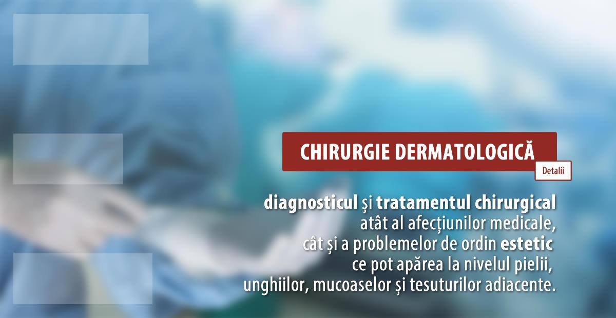 chirurgie-dermatologica